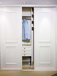 pocket doors for closets adequate storage space