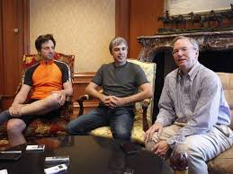 Image result for eric schmidt and marissa mayer