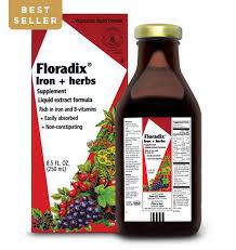 <b>Floradix</b>® <b>Iron</b> + Herbs