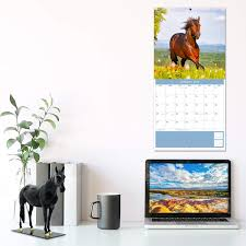 12 x 24 2019 Wall Calendar with Thick Paper Included <b>Generous</b> ...