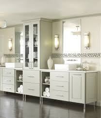 white bathroom vanity with darwes and cabinet also lights from wall brushed nickel sconces bathroom lighting sconces