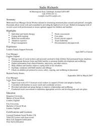 case manager cv example for social services   livecareerall cv    s and cover letters are  able as adobe pdf  ms word doc  rich text  plain text  and web page html formats  click to enlarge image