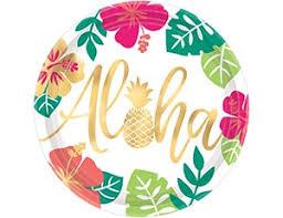 <b>Тарелка</b> ALOHA <b>Фламинго</b> 27см 8шт/А - купить оптом за 256,00 ...