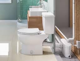basement bathroom systems