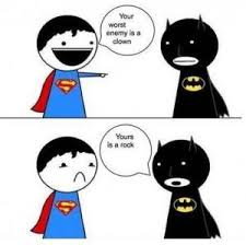 Funny Superhero Comics | Kappit via Relatably.com