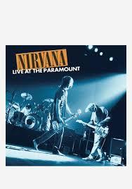 <b>Nirvana</b>-<b>Nirvana</b> Live At The Paramount <b>2LP Vinyl</b> | Newbury Comics