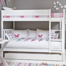 Kids Bedroom Beds Bright White Darwin Bunk Bed If You Dont Need The Bottom Bunk