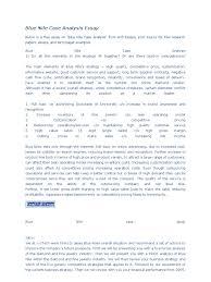 blue nile case analysis essay docx jewellery retail