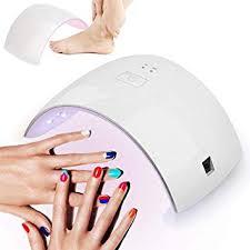 <b>Nail Dryer</b> - Rantizon <b>Professional 36W</b> UV Portable LED <b>Nail Lamp</b> ...