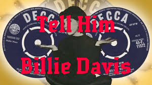 billie davis tell him billie davis tell him