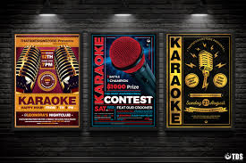 flyers psd karaoke flyer templates tds psd flyer templates 3 flyers psd karaoke flyer templates