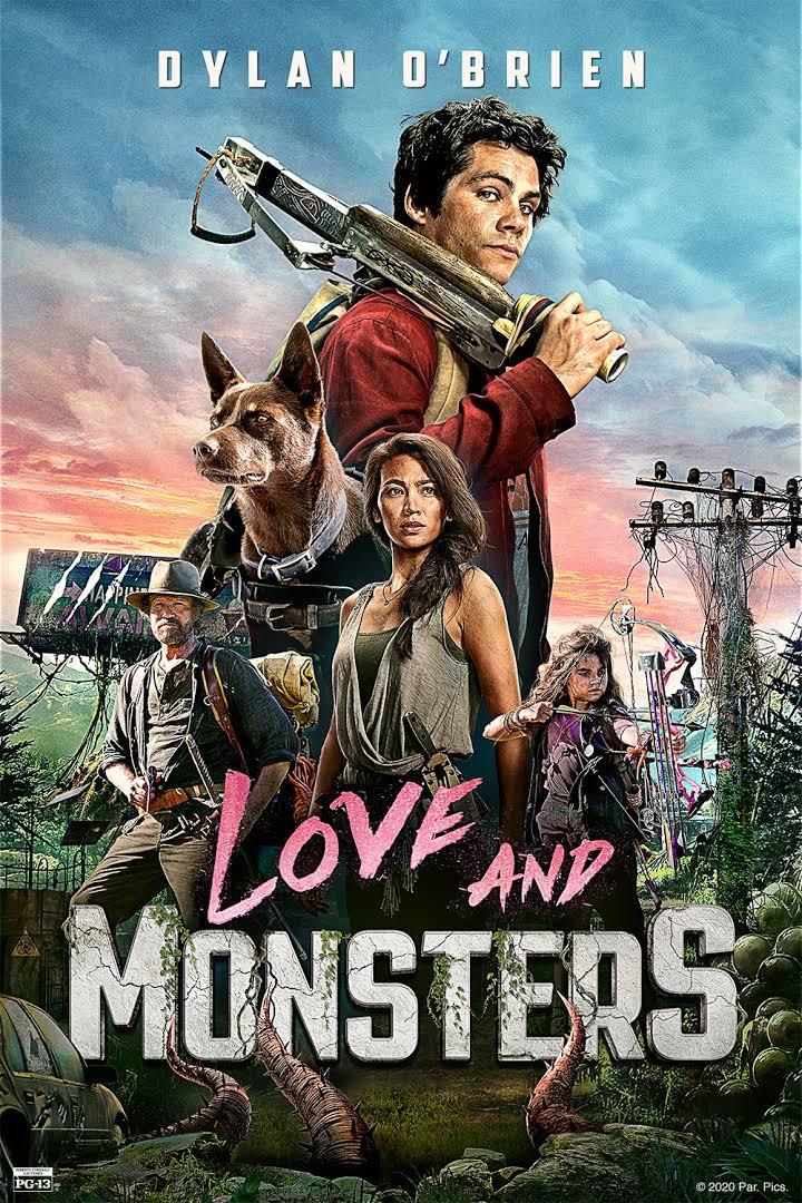 Love and Monsters (2020) Dual Audio {Hindi-English} 480p   720p   1080p