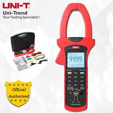 <b>UNI</b>-<b>T</b> UT231/UT233 Digital Power Clamp Meter; True RMS Clamp ...