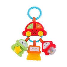 Купить подвес <b>Happy Baby</b> Брелок с <b>ключами</b> Sunday 330342 в ...