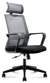 Купить <b>Кресло офисное Интер</b> СН-180А grey/black (серая сетка ...