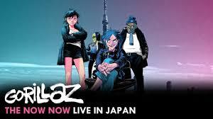 <b>Gorillaz</b>: 'The <b>Now Now</b>' Live in Japan, 2018 [Boiler Room Tokyo ...