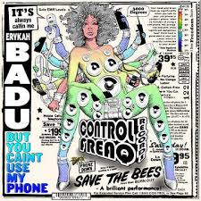 <b>Erykah Badu</b> - <b>But</b> You Cain't Use My Phone - LP – Rough Trade