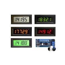 HVPI-4E Series Voltage Powered LCD <b>Digital</b> Panel Meter | Hoyt ...
