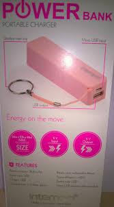 INTEMPO Power Bank Portable Universal Smart Mobile Phone ...