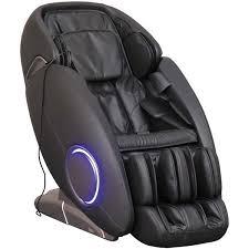 Black <b>Massage Chair with</b> Bluetooth Technology   A389 MF001 BX1 ...