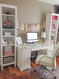 pretty office decor my pretty workspace all things pretty office makeover all pertaining to girly home accessoriesexciting home office desk interior