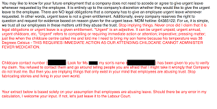 catfight between employer and employee raises questions on labour dispute 2