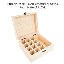 Lorchwise 13 Slot Essential Oil Bottle Wooden ... - Amazon.com