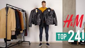 My Top 24 Favorite H&M Pieces for this <b>Fall</b> | <b>Men's Fashion 2019</b> ...
