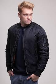 <b>Куртка URBAN CLASSICS Basic</b> Bomber Jacket Black, заказать ...