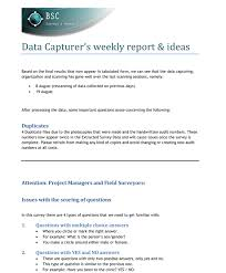 Free Business Report Writing Templates