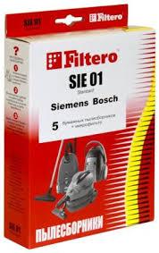 <b>Набор пылесборников Filtero</b> SIE 01 (5) Standard купить в ...