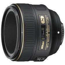 Объектив Nikon AF-S NIKKOR <b>58mm</b> f/1.4G - купить <b>аксессуары</b> в ...