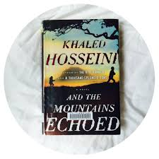 in pursuit of books after the all night sob fest that was a thousand splendid suns for yours truly i should have learnt that anything by khaled hosseini is best avoided on a