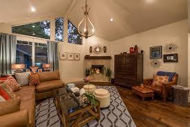 beige living room ideas brown sofa color