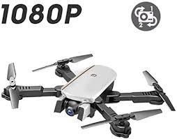 Lunir Folding HD <b>Drone Aerial</b> Camera <b>Four</b>-<b>axis Remote Control</b> ...