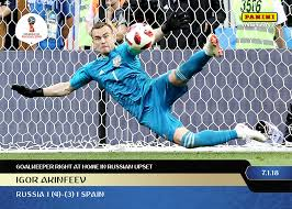 Relive <b>Akinfeev's big</b> save with the newest FIFA World Cup Instant ...