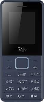 Мобильный <b>телефон ITEL IT2160</b> DS Dark Blue — купить в ...