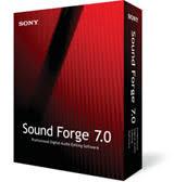 Resultado de imagem para sound forge 7