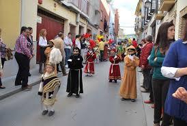 Hermanamiento Semana Santa Chiquita Puente Genil -