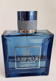 USED <b>Reev</b> Just <b>Blue</b> EDP Pour Homme 1/4 of a bottle remaining ...