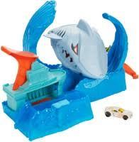 <b>Hot Wheels</b> Robo Shark Frenzy (GJL12) – купить <b>автотрек</b> ...