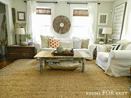 Jute Rug Living Room New Rug In The Living Room Rooms For Rent Blog