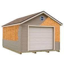 prepped for vinyl garage kit with sturdy built build garden office kit