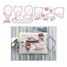Naifumodo <b>13Pcs</b>/lot <b>11*16cm</b> 2019 New Clear Stamps For ...