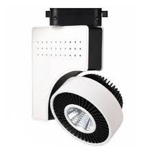 Трековый светодиодный <b>светильник Horoz</b> 23W 4200K серебро ...