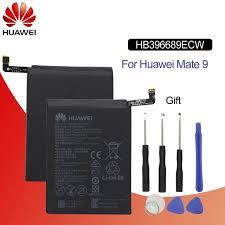 Huawei Mate 9 <b>HB406689ECW</b> Battery 3900mAh (<b>Original</b> ...