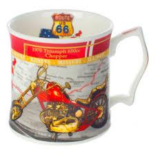 <b>Кружка Carmani</b> Мотоцикл <b>Триумф</b> 1970 г., 0,4 л (CAR2-016 ...