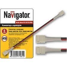 Купить <b>коннектор</b> для светодиодной ленты <b>Navigator 71 481</b> ...