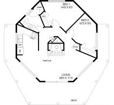 COOL Octagon Style house plans at COOLhouseplans comORDER this house plan  Click on Picture for Complete Info
