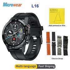 2020 <b>L16 Smart Watch</b> Sport Smartwatch IP68 Bluetooth Fitness ...